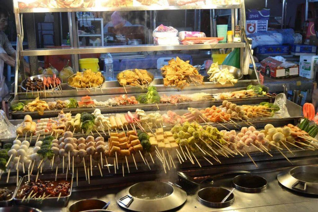 Їжа Малазії