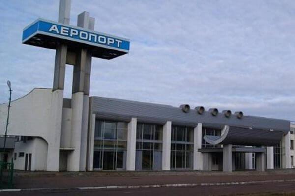 Аеропорт Черкаси