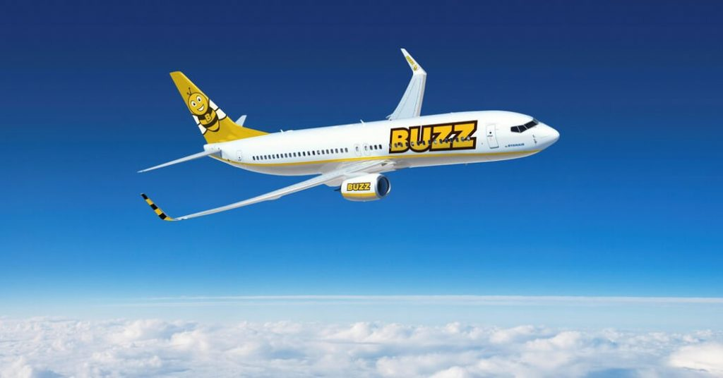 Buzz airlines