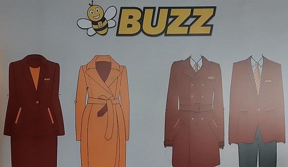 Buzz уніформа