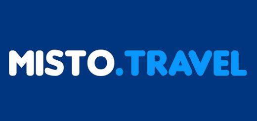 Місто тревел логотип