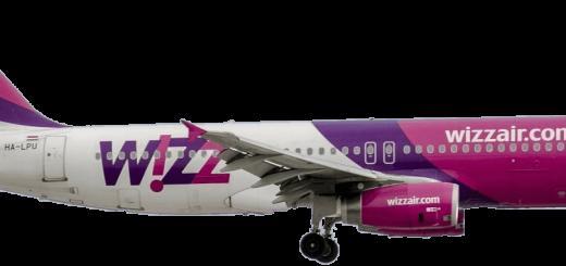 Wizzair літак