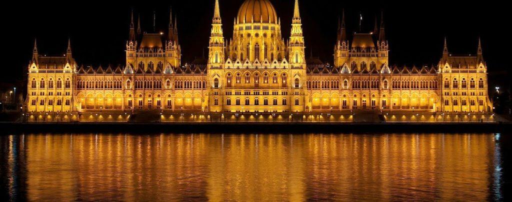 Будапешт, будівля парламенту