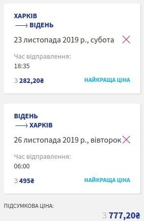 Харків - Відень