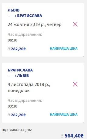 Львів - Братислава
