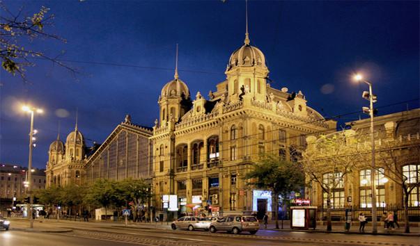 вокзал Нюгаті